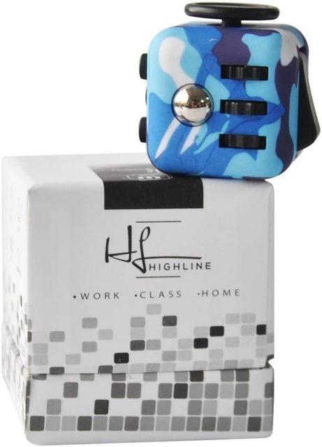 Highline Fidget Cube 1