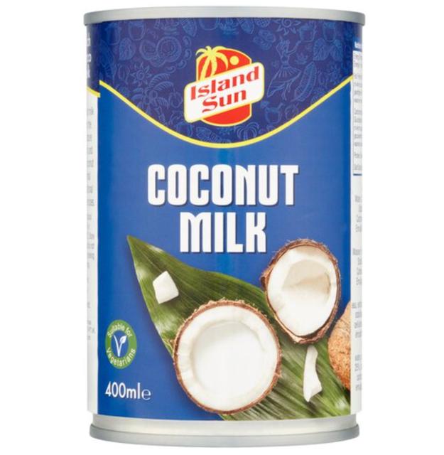 Island Sun Coconut Milk 1
