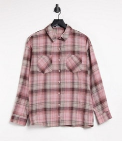 Top 10 Best Flannel Shirts for Women in the UK 2021 (Missguided and More) 5