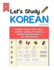 Top 10 Best Books to Learn Korean in the UK 2021 4