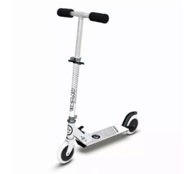 Zinc Folding Inline Scooter 1