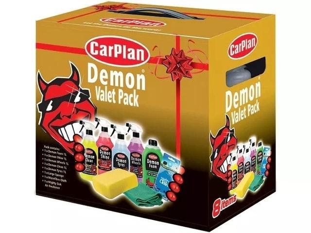 CarPlan Demon Valeting Gift Pack 1