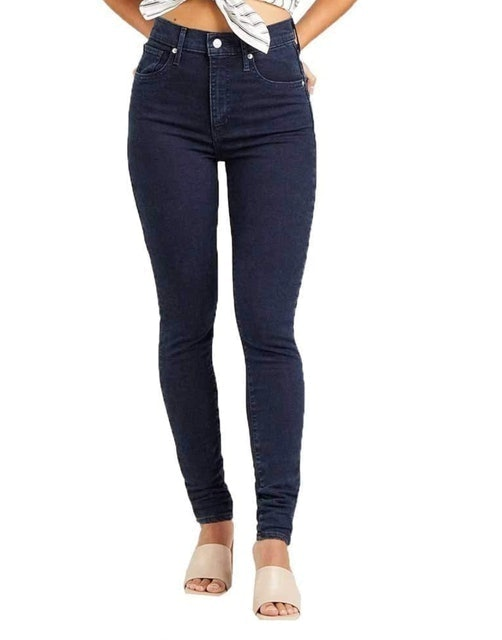 Levi's Women's Mile High Super Skinny Jeans 1