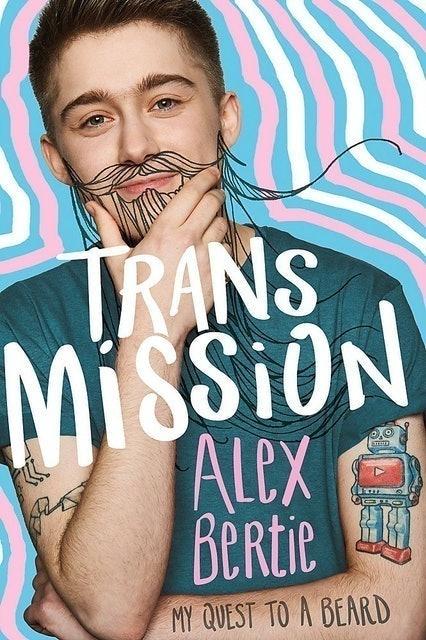 Alex Bertie Trans Mission 1