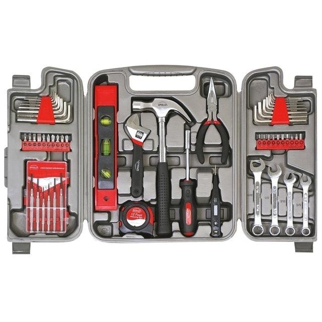 Apollo Tools  Household Tool Kit 1