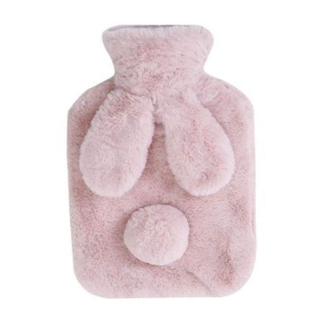 Bouncevi  Cute Bunny Hot Water Bottle 1