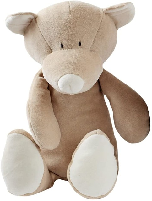 Wooly Organic Soft Teddy Bear 1