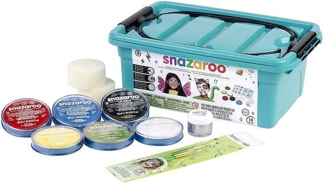 Snazaroo Face Paint Mini Starter Kit 1