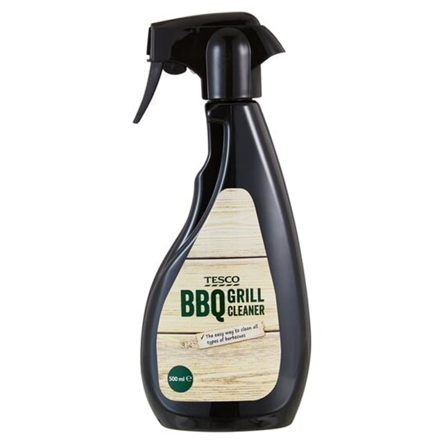 Tesco BBQ Grill Cleaner 1