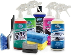 Top 10 Best Car Cleaning Kits in the UK 2021 (Chemical Guys, Meguiar's and More)  5