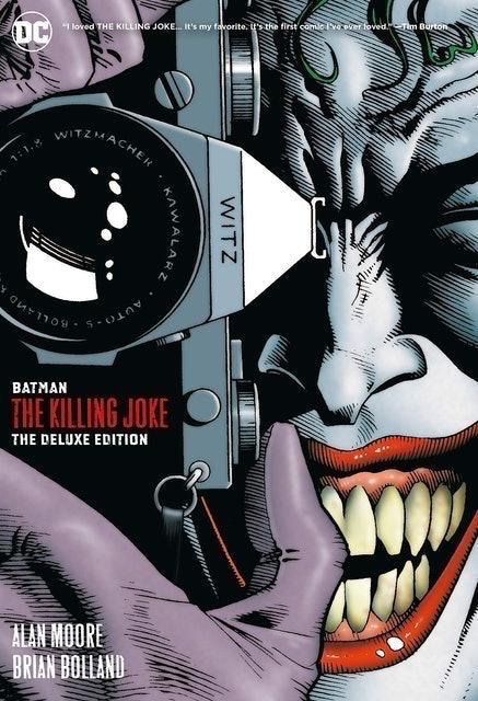 Alan Moore and Brian Bolland Batman: The Killing Joke (Deluxe Edition) 1