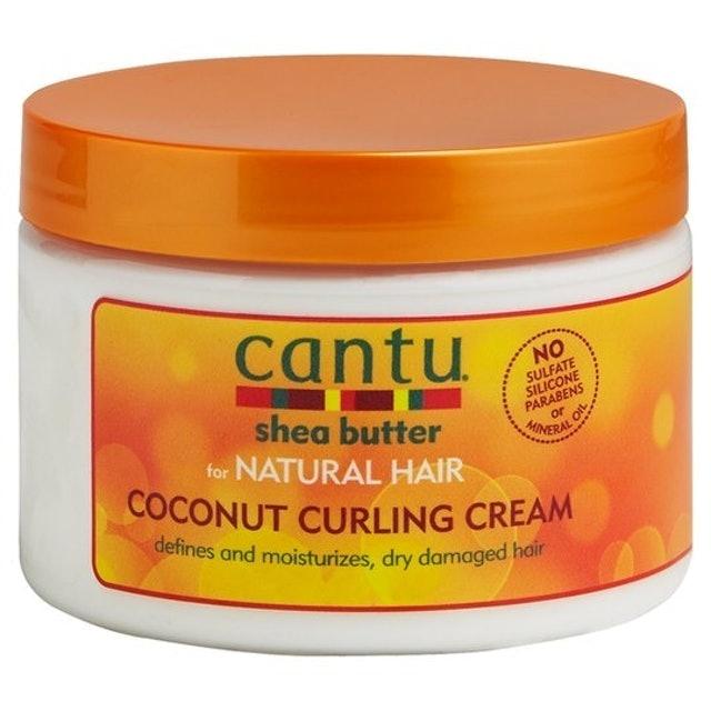 Cantu  Coconut Curling Cream 1