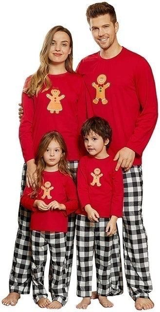 IFFEI Family Matching Pyjamas Set 1