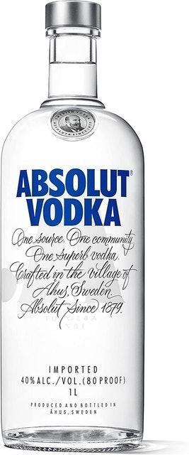 Pernod Ricard Absolut Vodka 1