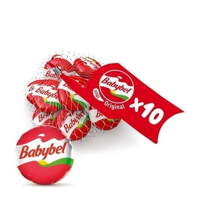 Babybel Mini Original Cheese Snacks 1