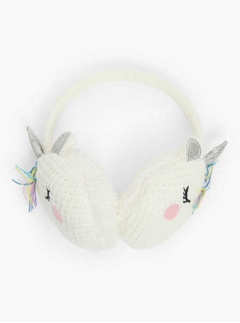 John Lewis Unicorn Ear Muffs 1