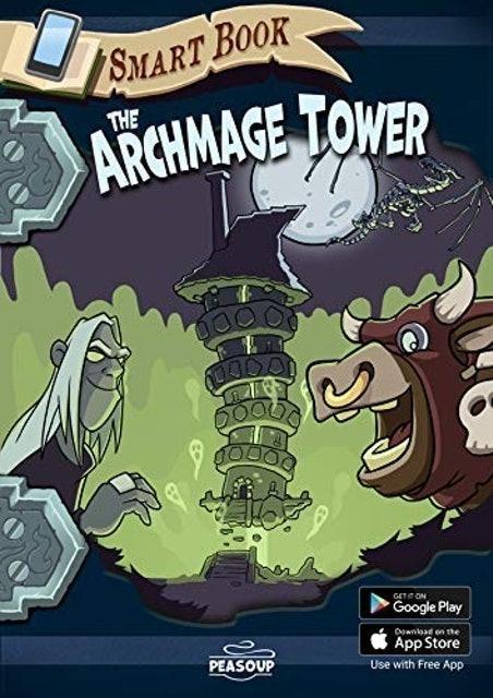 Søren Jønsson The Archmage Tower 1