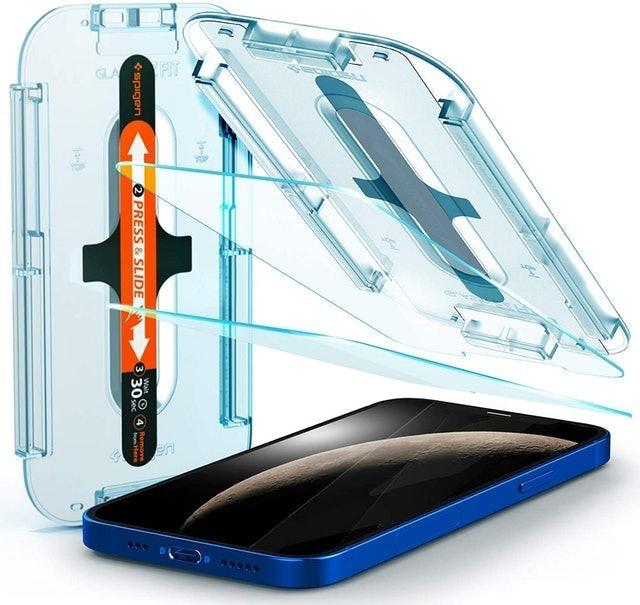 Spigen Spigen EZ Fit Tempered Glass 1