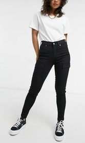 Top 10 Best Petite Jeans for Women in the UK 2021 (ASOS DESIGN, Levi's, and More) 1