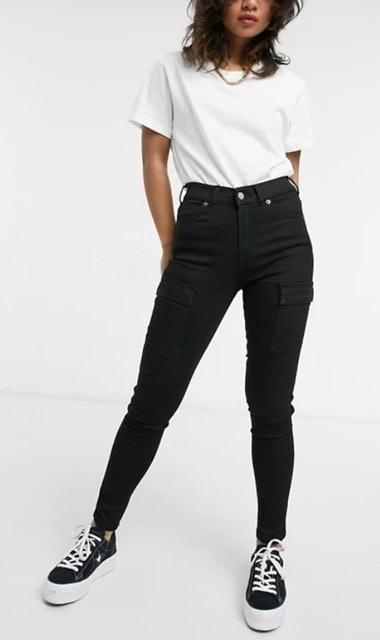 Dr Denim Women's Lexy Skinny Jeans 1