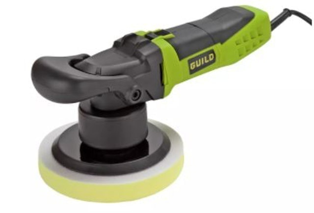 Guild Dual Action Car Polisher 1
