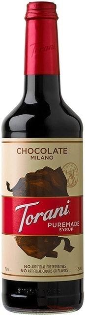 Torani Chocolate Milano Puremade Syrup 1