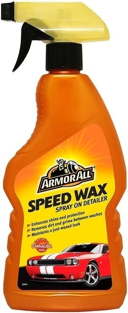 Armor All Speed Wax Spray 1