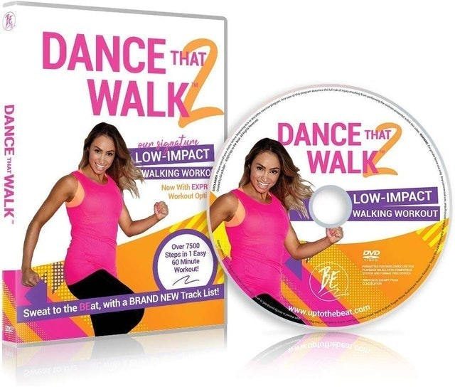 Up to the Beat Fitness DANCE THAT WALK 2 1