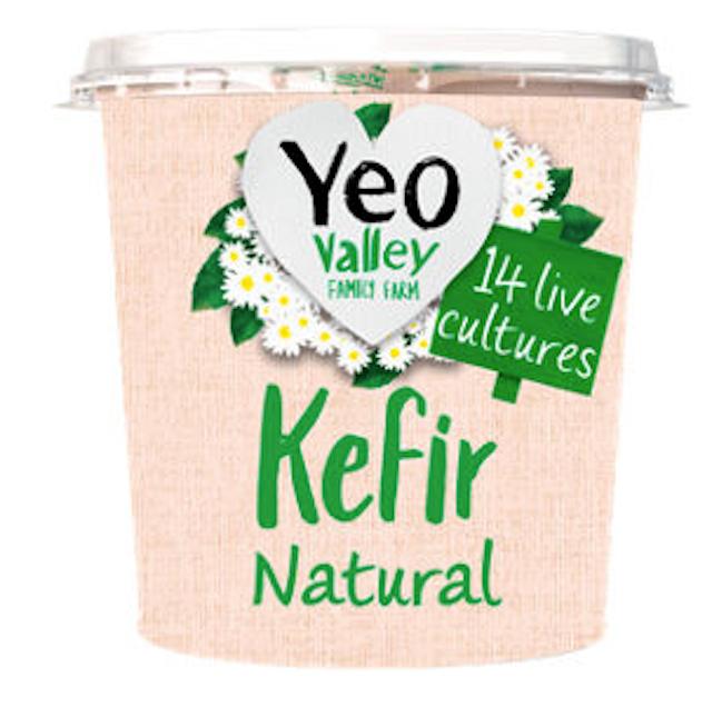 Yeo Valley Family Farm Kefir Natural Organic Yogurt 1