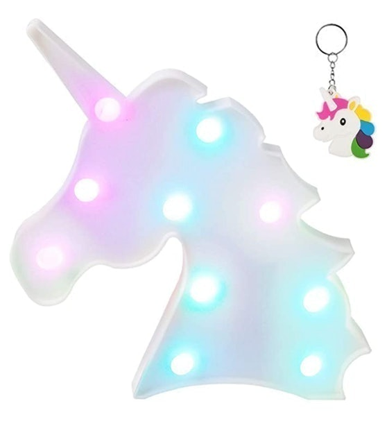 AIZESI LED Unicorn Rainbow Light 1