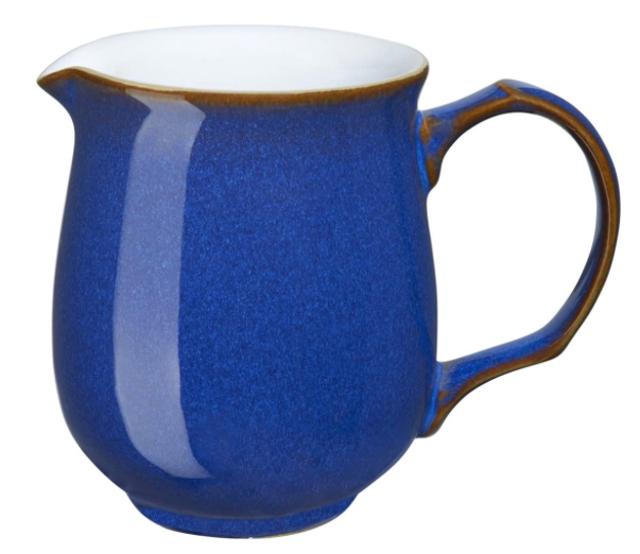 Denby Imperial Blue Small Jug 1