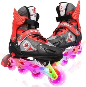 Top 10 Best Roller Blades for Kids in the UK 2021 (Gonex, Oxelo and More) 4