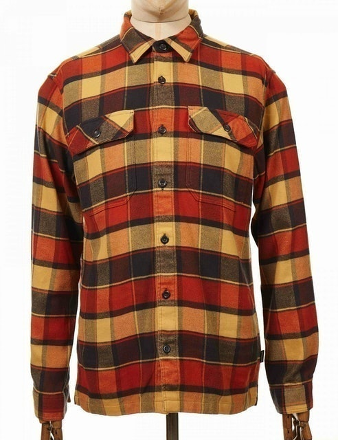 Flannel Shirts Patagonia Men's Fjord Flannel Shirt 1