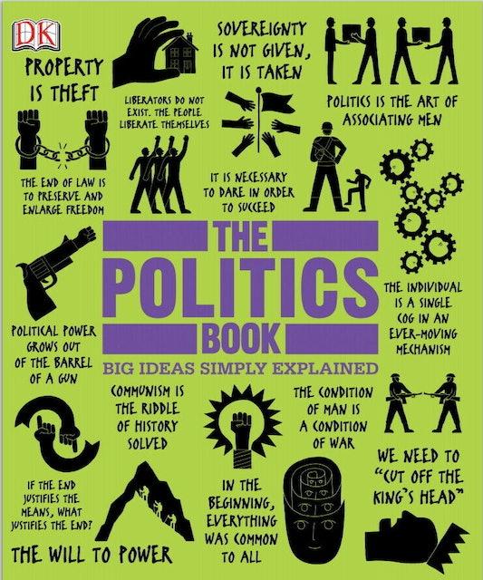 DK The Politics Book 1
