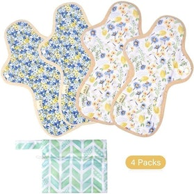 Top 10 Best Cloth Pads in the UK 2021 (Bloom & Nora, ImseVimse and More) 2