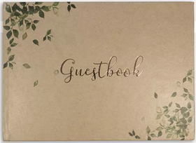 Top 10 Best Wedding Guest Books in the UK 2021 (Ginger Ray, Kate Aspen and More) 1