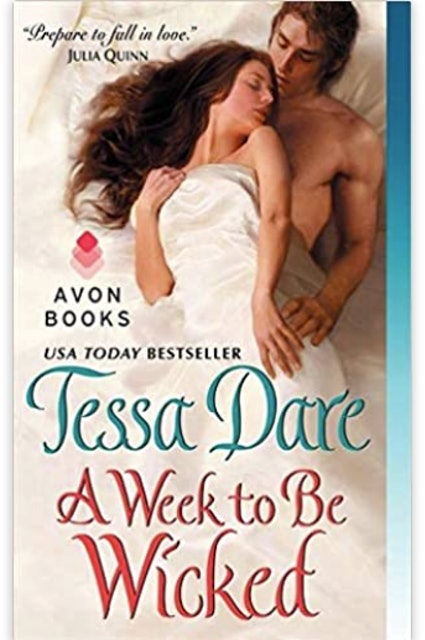 Tessa Dare A Week to Be Wicked 1