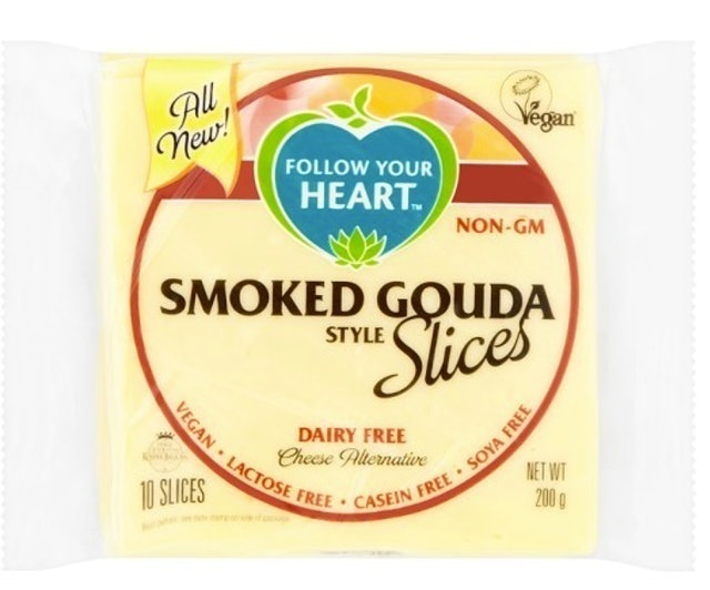 Follow Your Heart Smoked Gouda Style Slices 1