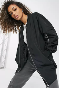Top 10 Best Bomber Jackets for Women in the UK 2021 (Superdry, Whistles and More) 4