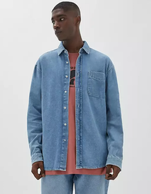 Top 10 Best Men's Denim Shirts in the UK 2021 (Levi's, River Island and More) 5