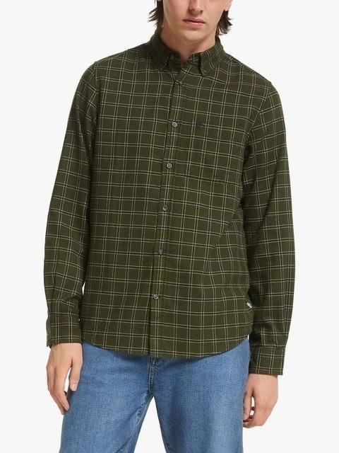 Flannel Shirts Fjällräven Ovik Flannel Shirt 1