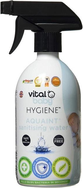 Vital Baby  Aquaint Sanitising Water 1