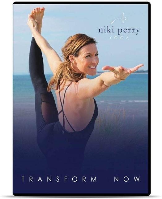 Global Shots Transform Now Power Yoga  1