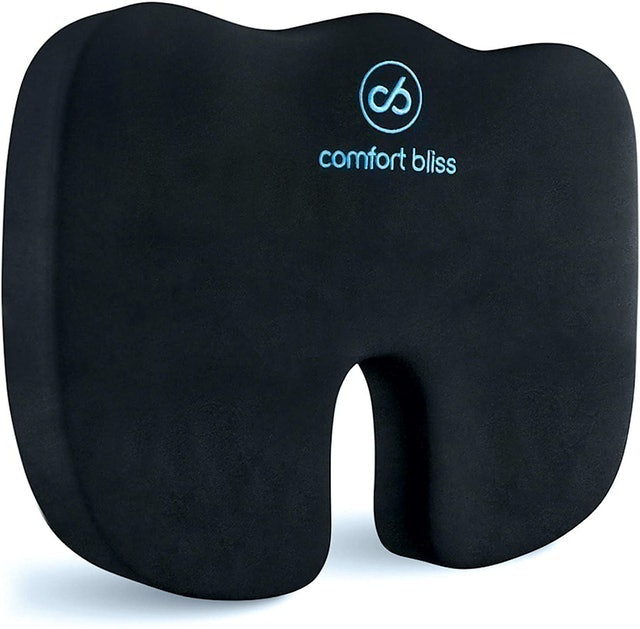 Comfort Bliss Coccyx Seat Cushion 1