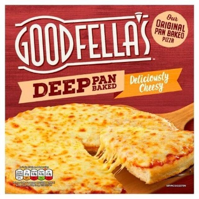Goodfella's Deep Pan Cheesy Pizza 1