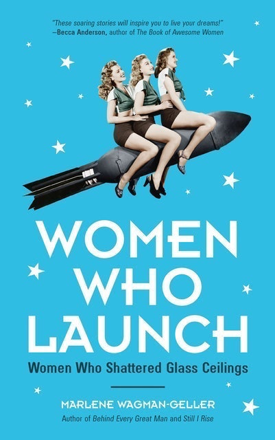 Marlene Wagman-Geller Women Who Launch 1