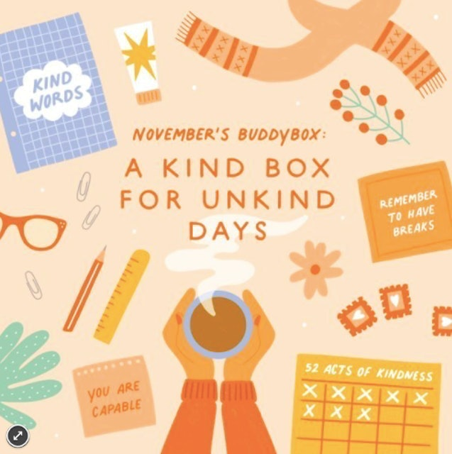 Blurt it Out Buddy  A Kind Box for Unkind Days 1