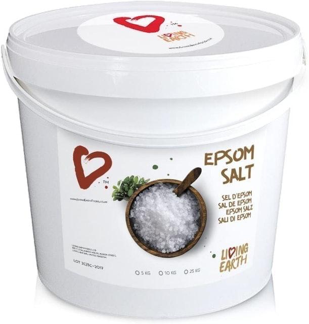Living Earth Natural Epsom Salts 1