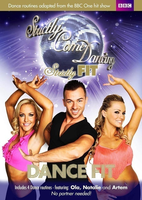 BBC Strictly Fit: Dance Fit 1