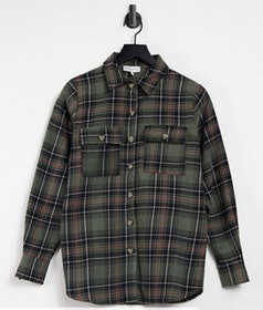 Top 10 Best Flannel Shirts for Women in the UK 2021 (Missguided and More) 4